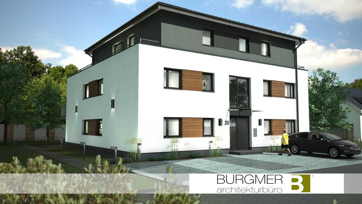 Burgmer Architekt, Nico Burgmer